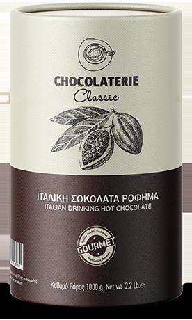 Κλασική σοκολάτα ρόφημα chocolaterie 1 κιλό