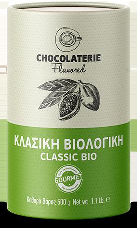 Chocolaterie Σοκολάτα ρόφημα κλασική βιολογική