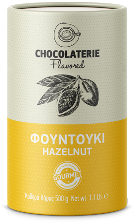 Chocolaterie Σοκολάτα με γεύση φουντούκι
